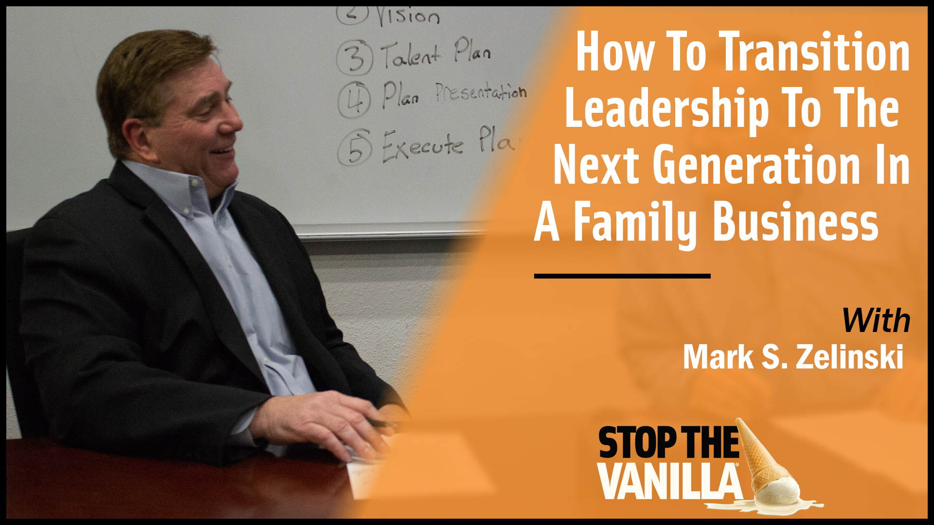 How to Transition Leadership in a Family Business Video Thumbnail