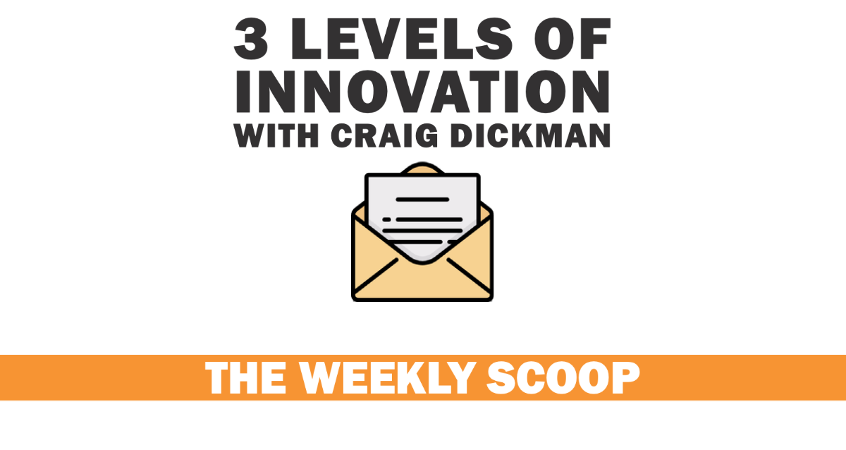 3 Levels of Innovation Cover Image